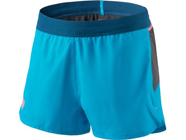 Dynafit Vert Spodnie krótkie Kobiety, methyl blue